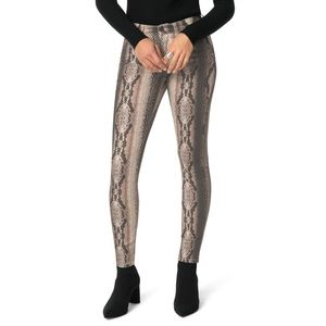 Joe's Jeans Snake Icon Mid Rise Skinny Ankle Jeans